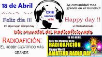 Dia del Radioaficionado