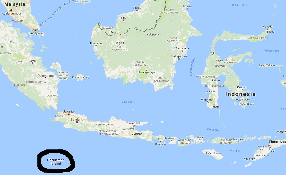 Isla Navidad