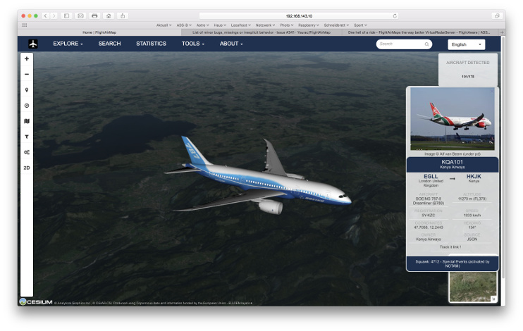 flightairmap